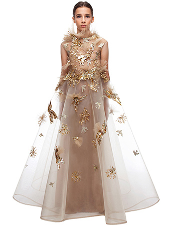 MISCHKA AOKI - THE LUXURY COUTURE HOUSE FOR CHILDREN