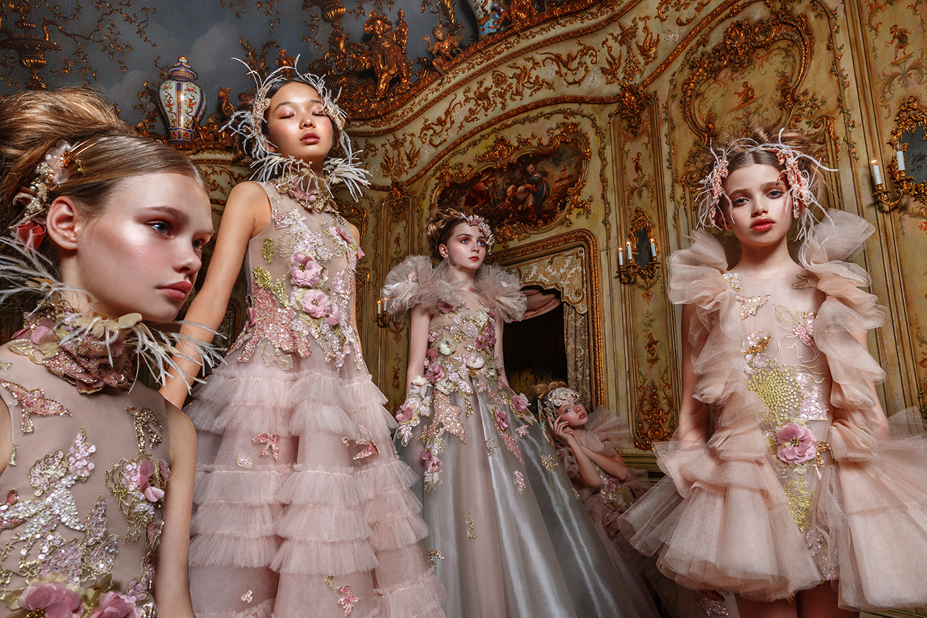 436d946d1 MISCHKA AOKI - THE LUXURY COUTURE HOUSE FOR CHILDREN
